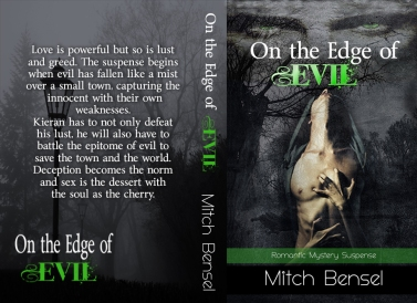On the Edge of Evil Full Cover 2